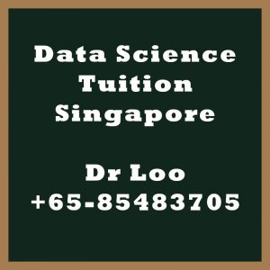 Data Science tuition in Singapore